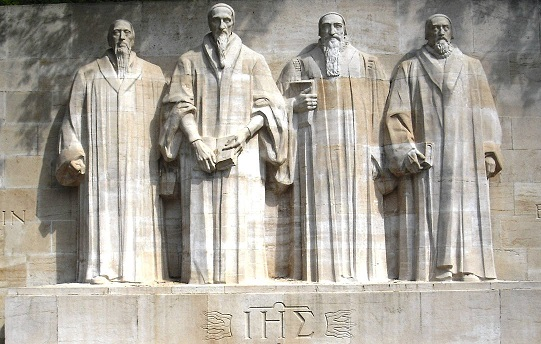 Resultado de imagem para os reformadores