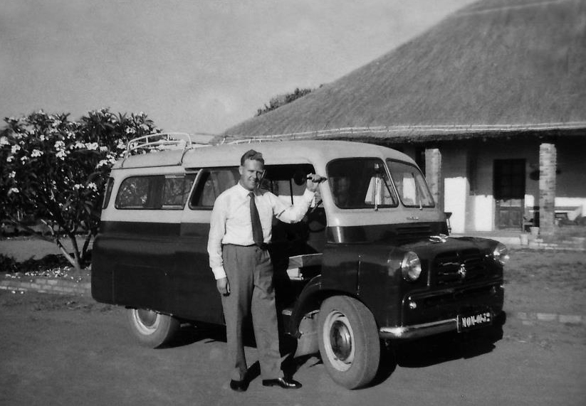 Charles Pocock - 1956 - Moçambique